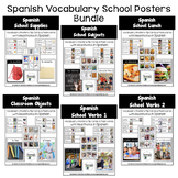 Spanish School Posters Bundle