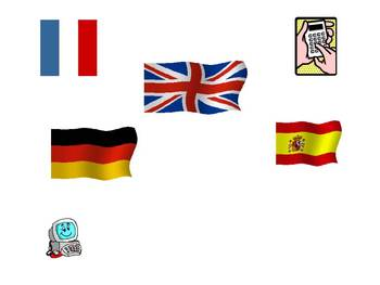 Spanish Teaching Resources. School Subjects PowerPoint