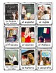 Spanish School Subjects Vocabulary Posters & Flashcards with Real Photos
