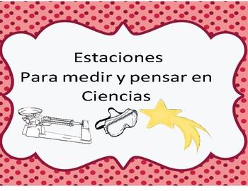 Spanish Science Centers Centros de Medicion