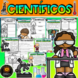 Spanish: Scientists (Científicos)