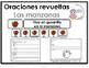 Scrambled Sentences in Spanish: Apples
