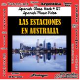 Spanish Seasons in Australia Musical Video Las Estaciones