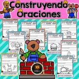 Spanish: Sentence Building (Construyendo Oraciones)