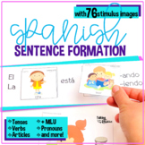Spanish Sentence Formation for Speech Therapy