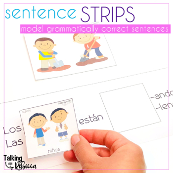 Spanish Speech Therapy Sentence Formation for Grammar and Syntax