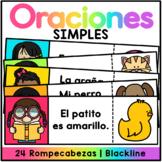 Spanish Sentence Match - Centro de Oraciones