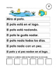 Spanish Sentence Reading for Beginners (Frases para lectores principiantes)