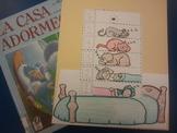 Spanish Sequence La Casa Adormecida  (SLA Listening/Math Common Core/C-scope)