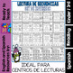Spanish Sequence Reading - The Winter - (15 Stories and 15 Comprehension Sheets)