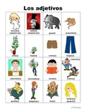 Spanish Ser Adjective PICTURE Notes SET