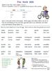 Spanish Ser, Estar, & Adjectives Worksheets