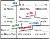 Spanish Ser & ESTAR Activities
