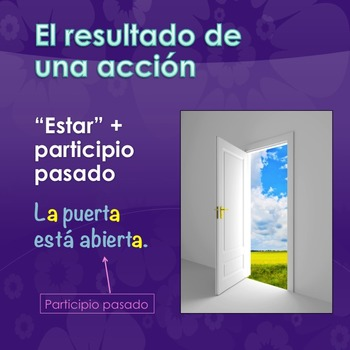 Spanish Ser Estar PowerPoint, Printables and Interactive Notebook Activity