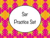 Spanish Ser Worksheets Practice Set for Any Level