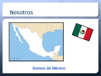 Spanish Ser with Origin