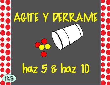 Shake & Spill - Spanish