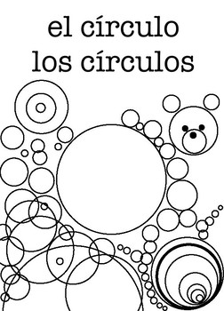 spanish shapes coloring pages - Coloring Pages Shapes