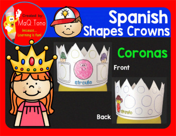 Spanish Shapes Crowns