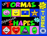 Spanish Shapes - Las Formas PreK-1