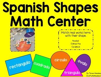Spanish Shapes Matching Center
