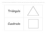 Spanish Shapes Memory for bilingual classroom
