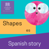 Spanish Shapes Story & Activities