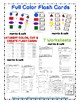Las Formas y Los Colores-Spanish shapes song, flash cards,posters,worksheets