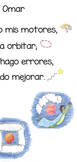 Spanish Shared Reading Poem to Introduce the O Vowel
