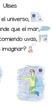 Spanish Shared Reading Poem to Introduce the U Vowel