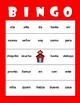 Spanish Sight Word Bingo- High Frequency Words (100 words/100 palabras)