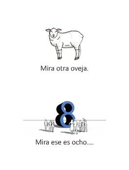 Spanish Sight Word O Book