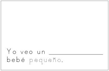 Spanish Reader - Bebés pequeños