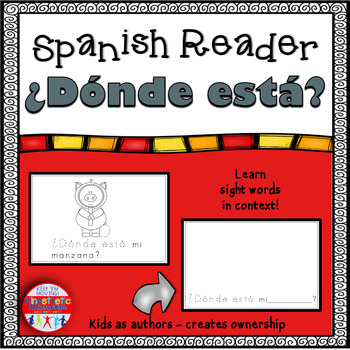 Spanish Reader - ¿Dónde está?