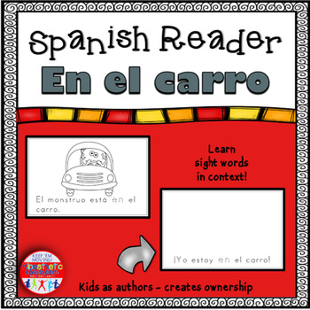 Spanish Reader - En el carro