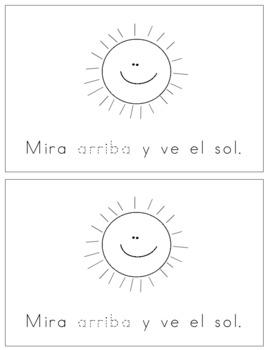 Spanish Reader - Mira arriba