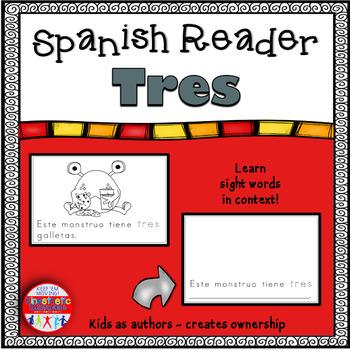 Spanish Reader - Tres