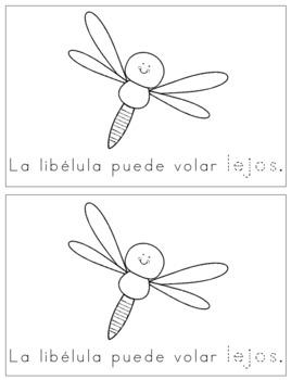 Spanish Reader - Volar lejos