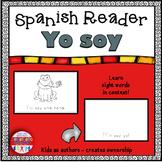 Spanish Reader - Yo soy
