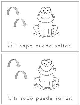 Spanish Reader - Un gato puede