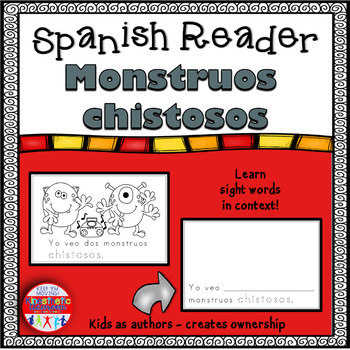 Spanish Reader - Monstruos Graciosos