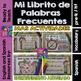 Spanish Sight Words Mini Booklet: EL