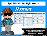 Spanish Sight Words Money (Primer)