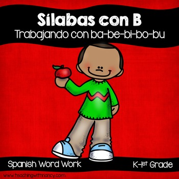 Spanish: Sílabas con B