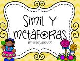 Spanish Similes & Metaphors Task Cards
