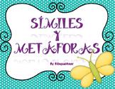 Spanish Similes and Metaphor Similes y Metaforas