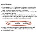 Spanish Simple Future Writing Activity (Regular Verbs)