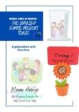 Spanish Simple Present Tense. Explicación y actividades.