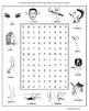 Spanish Simple Vocabulary Puzzles 1