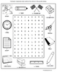 Spanish Simple Vocabulary Puzzles 1